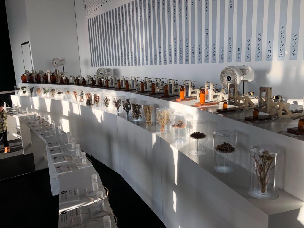 Perfumery Organ