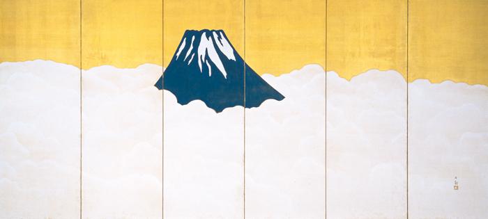国立近代美術館「横山大観」展