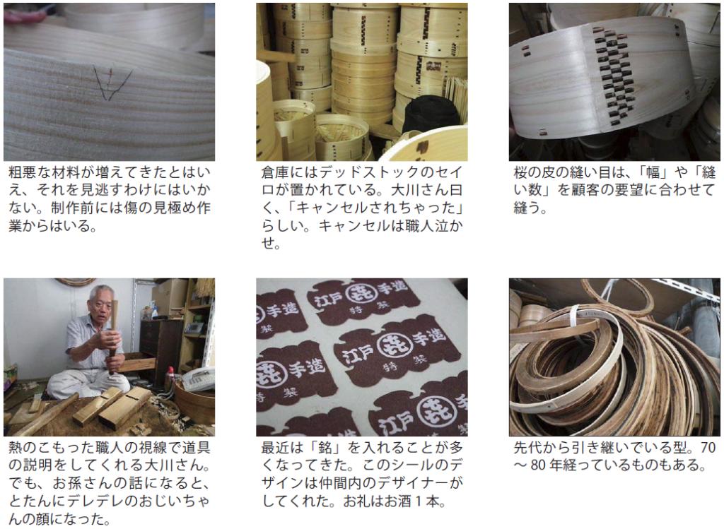 中野区在住の曲物職人、大川セイロ店の大川さんが作る中華セイロとその近況