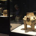 笠間日動美術館 古代の米大陸文明紹介 20日まで 11カ国の土偶や壺展示