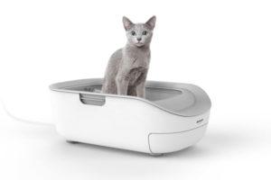 猫用システムトイレ型 ペットケアモニター<HN-PC001>