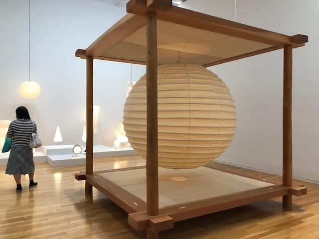 イサム・ノグチ 光の彫刻「あかり」の誕生