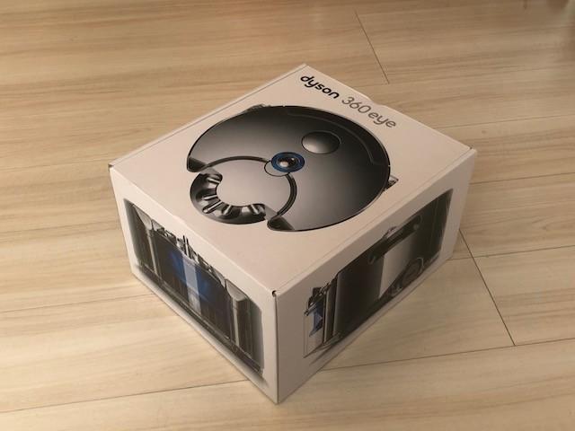Dyson初のロボット掃除機 Dyson 360 Eye