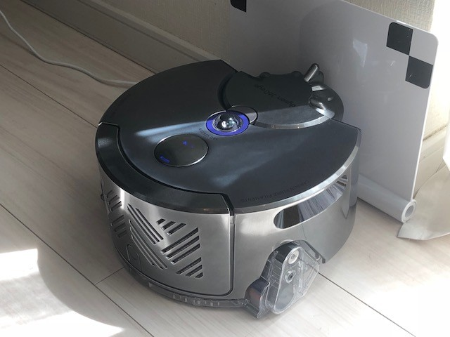 ロボット掃除機 Dyson 360 Eye
