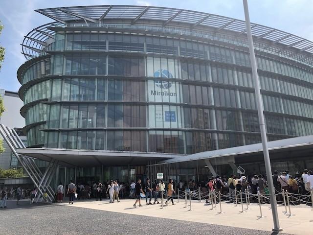 日本科学未来館で「デザインあ展」が開催中。