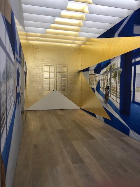 ジョルジュ・ルース《アートプロジェクト in 宮城》2013年