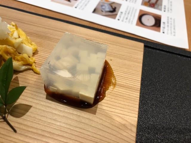 こおり豆腐