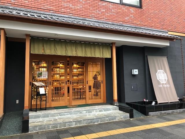ORI TOKYO カフェ–東京・両国–