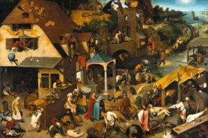 ブリューゲル展 画家一族 150年の系譜